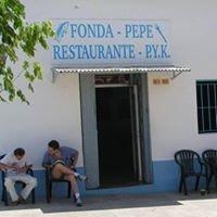 Fonda Pepe Formentera