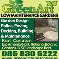 GreenArt Landscapes + Garden design,patios paving,decking