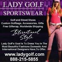 Lady Golf The Fashion House