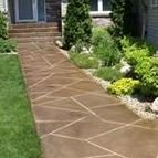 Decorative Landscape Curbing By Robert Inc.