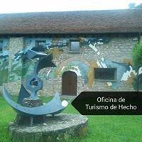 Oficina de turismo de hecho