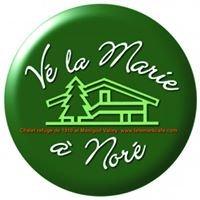Chalet Refuge Vé la Marie à Noré - Manigod Valley