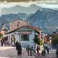 Via Garibaldi Levico Terme
