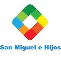San Miguel e Hijos - Construcción · Reformas · Interiorismo