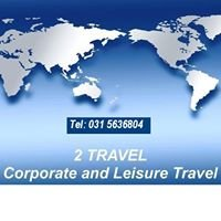 2travel for Corporate and leisure travel