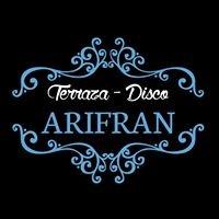 Terraza-Disco Arifran