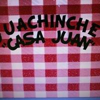 """Guachinche """"CASA JUAN"""""""