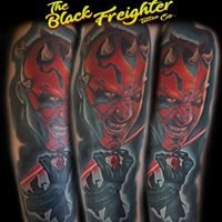 The Black Freighter Tattoo Co.