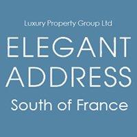 Elegant Address