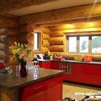 Natural Log Homes