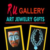 Ru Gallery. Fine  Art, Unique Gifts, Artistic Jewelry