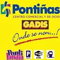 Pontiñas Centro Comercial