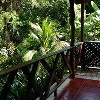 Hotel Jaguar Inn Tikal, Guatemala