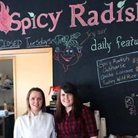 The Spicy Radish Cafe