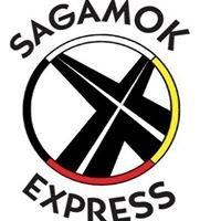 Saganing Sagamok Express Mobil