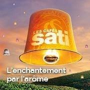 Les cafés Sati