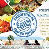 Anesis Spiros' Restaurant Naxos