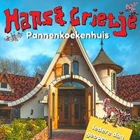 Hans & Grietje       Pannenkoekenhuis en Speelpark