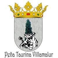 Peña Taurina Villamalur