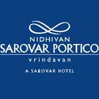 Nidhivan Sarovar Portico Vrindavan