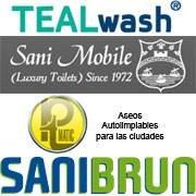Sanibrun S.L Sanitarios, WC Portátiles / Construcción Modular