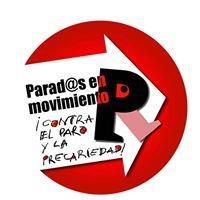 Parados en movimiento de Valladolid.