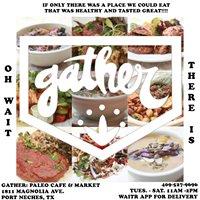 Gather: Paleo Café & Market