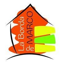 Apartamentos La Borda de Marco