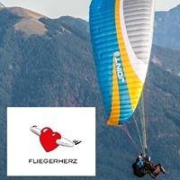 Fliegerherz Gleitschirm Tandemflüge Lenggries Tegernsee