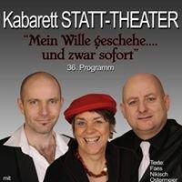 Kleinkunstbühne STATT-Theater