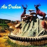 Direction Ain Drahem -Tabarka إلى عين دراهم و طبرقة