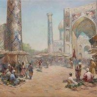 Magic Samarkand