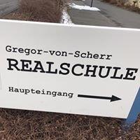 Gregor-von-Scherr-Schule Staatl. Realschule