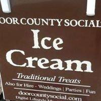 Door County Social Ice Cream Trikes