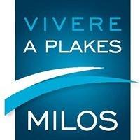 Vivere A Plakes/Milos