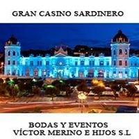 Gran Casino Sardinero Bodas y Eventos