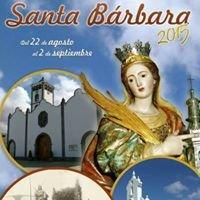 Santa Bárbara comisión 2015