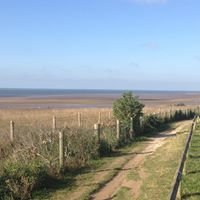 Old Hunstanton Beach