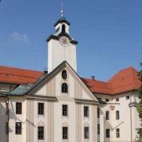 St.-Ursula-Gymnasium, Schloss Hohenburg