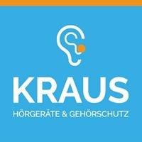 KRAUS Hörgeräte & Gehörschutz