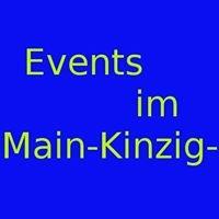 Events im Main-Kinzig-Kreis