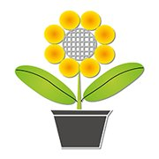 Brüggener-Blumentopf