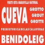 Cueva de las calaveras - benidoleig-alicante