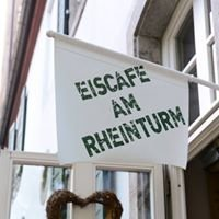 Eiscafe am Rheinturm