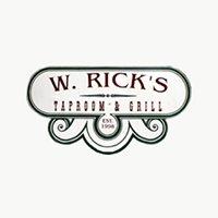W Rick's Taproom & Grill