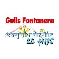 Estació d'esqui Guils Fontanera
