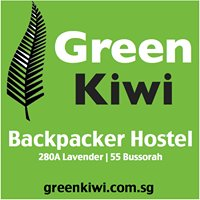 Green Kiwi Backpacker Hostel Singapore