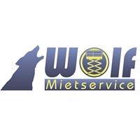 Wolf Mietservice GmbH Arbeitsbühnen & Baumaschinen Vermietung