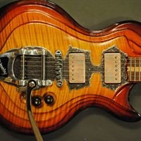 JW Van Guitars