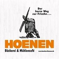 """Bäckerei Hoenen  """"Der kurze Weg zur Frische"""""""